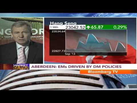 Market Guru - EMs Driven By DM Policies: Peter Elston