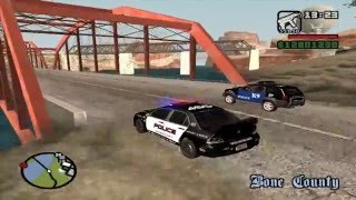 Descargar E Instalar Pack De Coches De Policías Para GTA