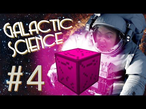 MINECRAFT : GALACTIC SCIENCE #4 - NHÂN 8 SỨC MẠNH!!!