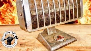 1950's Vintage Radiator - Restoration