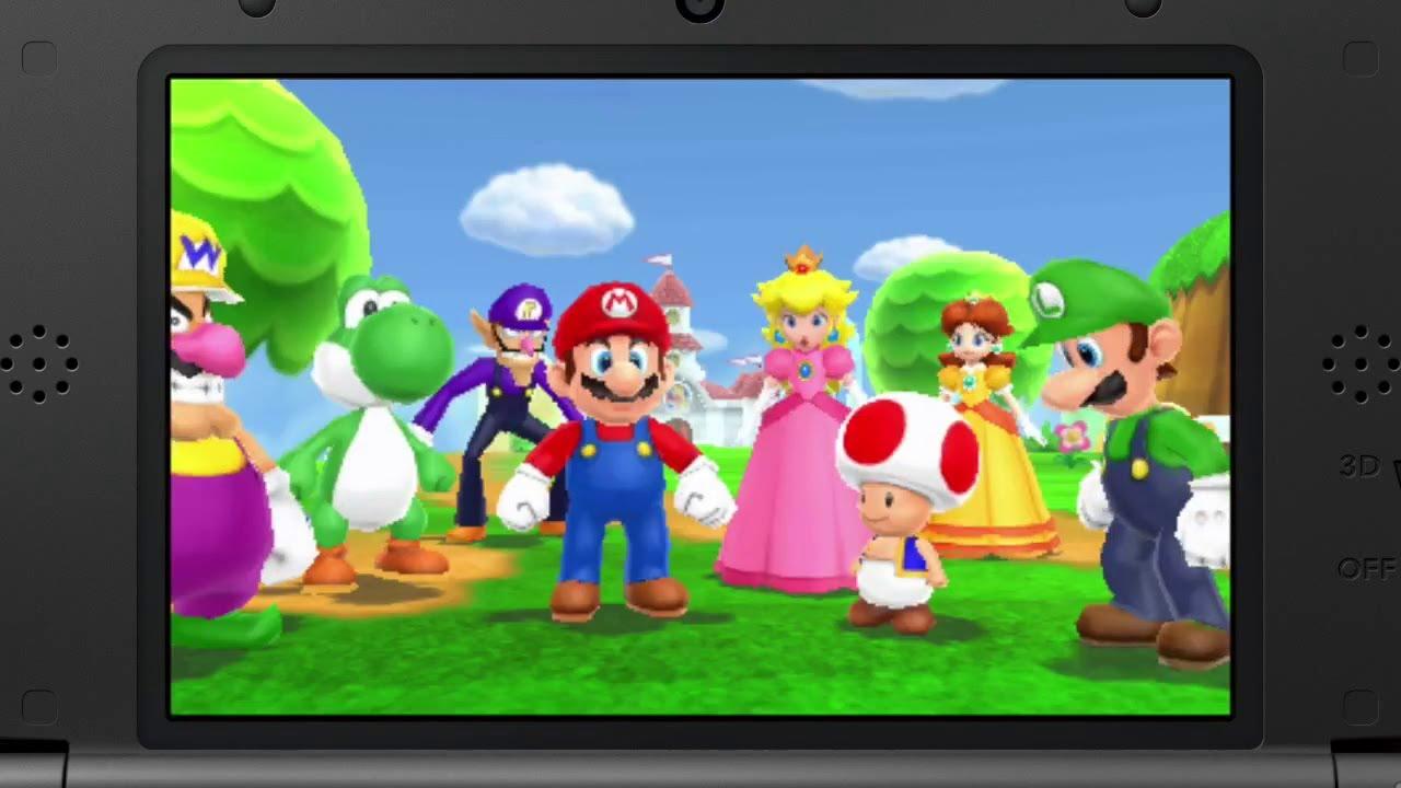 Mario Party Island Tour Trailer Youtube