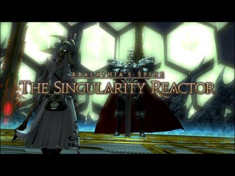 The Singularity Reactor (King Thordan) - Final Fantasy XIV: Heavensward