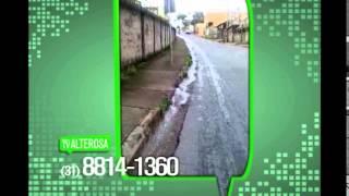 Telespectador flagra desperd�cio de �gua em unidade da Copasa