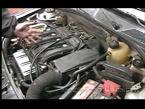 Afinación NISSAN Platina  1.6 L. 16 V. -Reconectando la bomba de combustible y conclusión