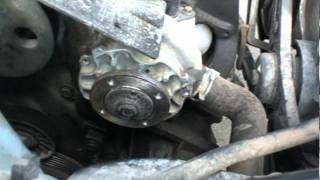 How To: Water Pump Replacement GM 3100 V6 ( Change