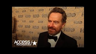 Bryan Cranston Reacts To Meryl Streep's Golden Globes Speech