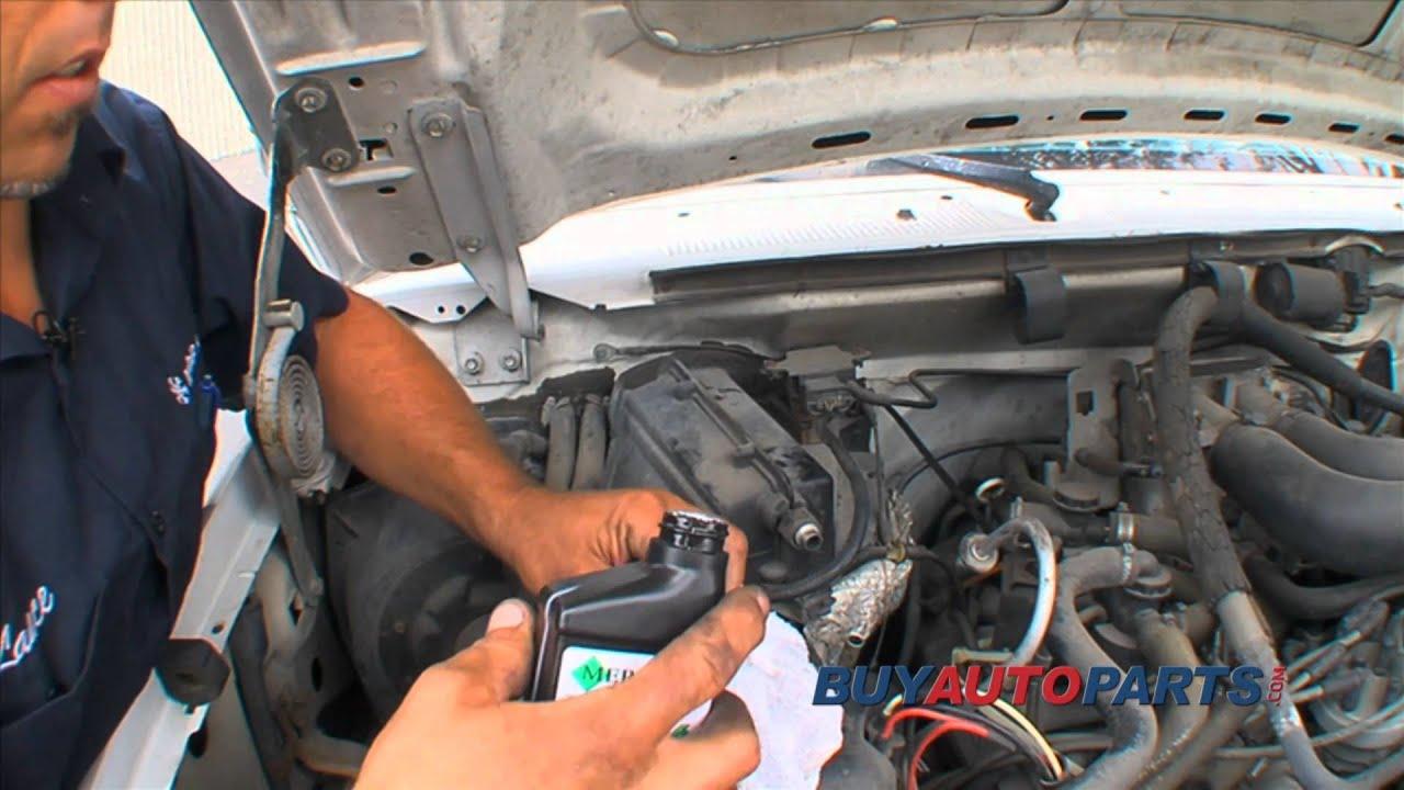 1996 gmc safari wiring diagram how to install orifice tube youtube  how to install orifice tube youtube