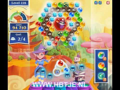 Bubble Witch Saga 2 level 228