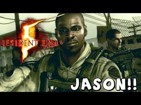 Resident Evil 5 - ExaltaSamba Veio Ajudar - Com @NetoDorico - Parte 3