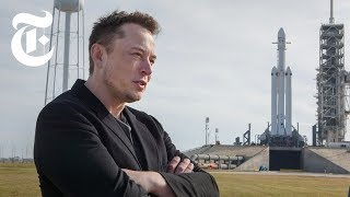 Elon Musk's Highs and Lows: PayPal, SpaceX, Tesla   NYT News