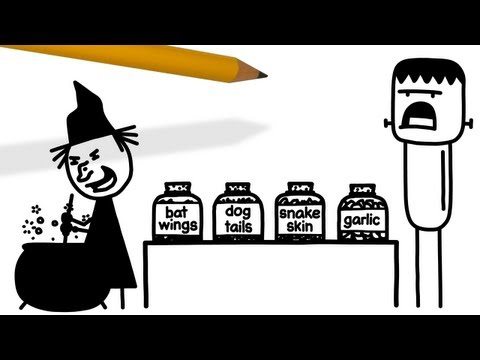 Tricky Treat | Pencilmation #29 | Cartoons for Kids and Fun People