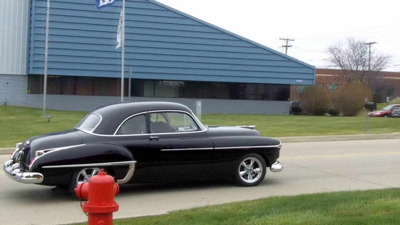 1949 Olds Eight Eighty Classic Muscle Car For Sale In Mi Vanguard Motor Sales Youtube