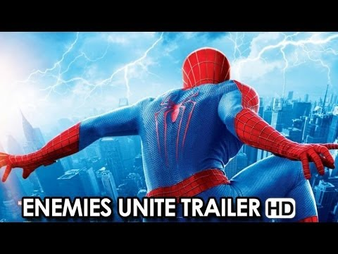 The Amazing Spider-Man 2: Enemies Unite Trailer (2014) HD