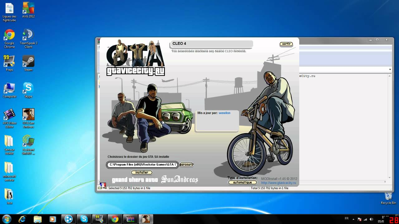 telecharger patch gta san andreas pc voiture gratuit