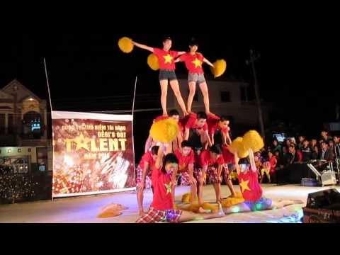 Nhảy Aerobic 1