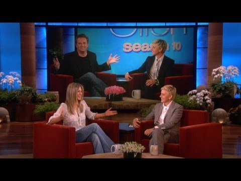 Jennifer Aniston on 'Friends' Reunion Rumors