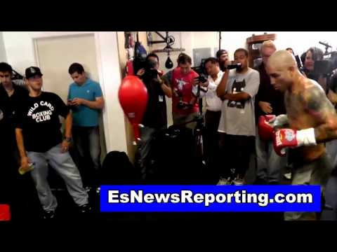 miguel cotto vs sergio martinez trainers break it down EsNews