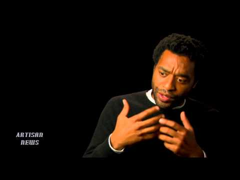 CHIWETEL EJIOFOR HAS IMMENSE APPRECIATION FOR 12 YEARS A SLAVE