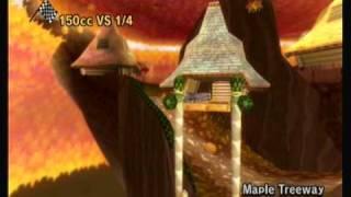 Mario Kart Wii - 3 Good Luck Races - Episode 90 - Voice Edition