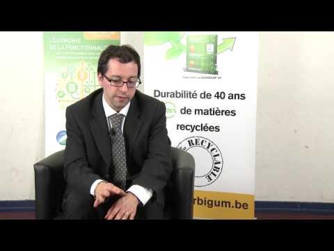 Conférence internationale - L'économie de la fonctionnalité: Stanislas Nosperger