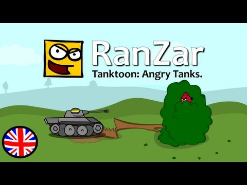 Tanktoon #49 - Angry Tanks