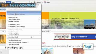 How To Block Unwanted Pop Ups From Internet Explorer