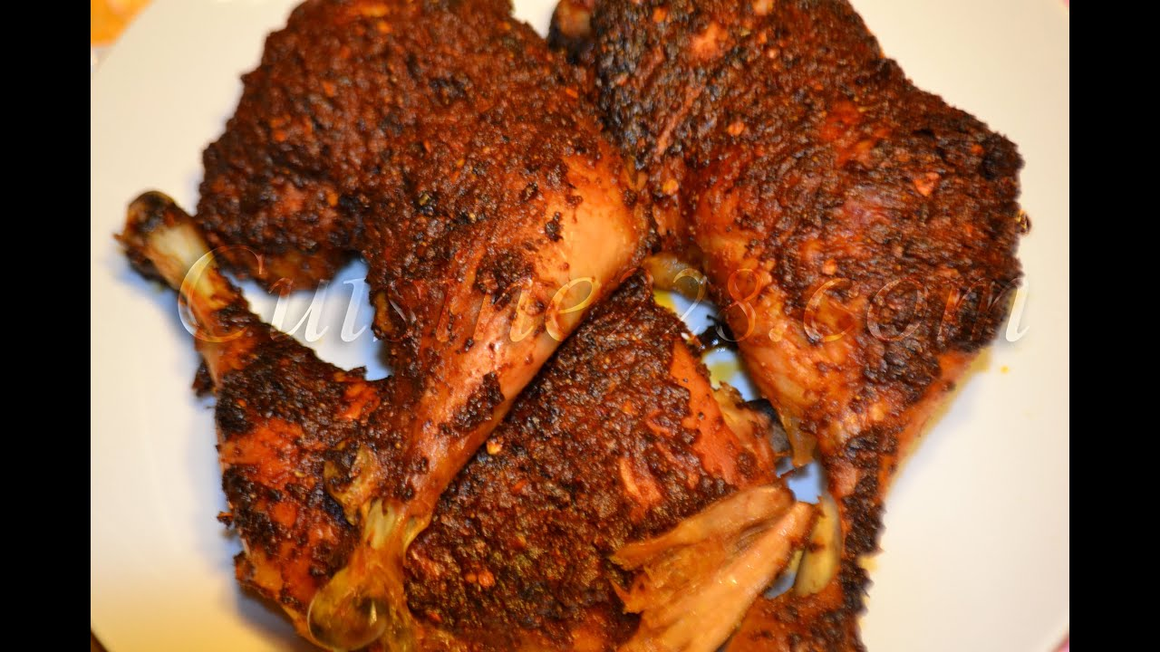 Piri piri chicken cuisine africaine mozambique youtube for African continental cuisine