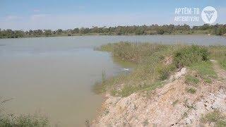 Запретная зона. Озеро в  посёлке Угловое  таит опасность
