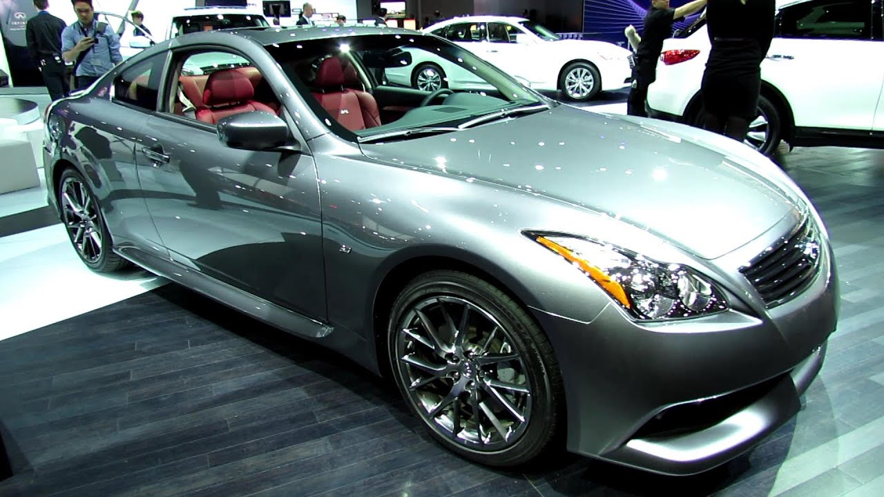 2014 Infiniti G37 Coupe Redesign