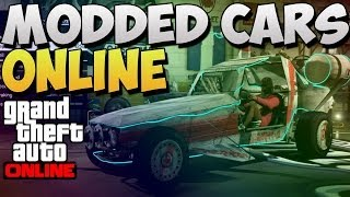 GTA 5: How To Get Modded Singleplayer Vehicles Online (GTA