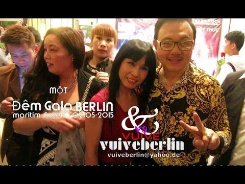VuiveBerlin 4 - CHÍ TAÌ, QUANG LÊ, TRUONG GIANG, HOAi LÂM, Phuong My Chi - Dêm Gala Berlin 2-5-2015
