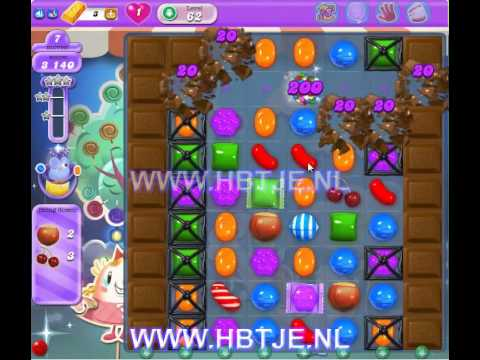 Candy Crush Saga Dreamworld level 62