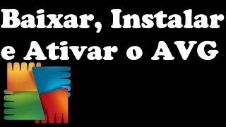 AVG Internet Security 2014 Baixar, Instalar E Ativar