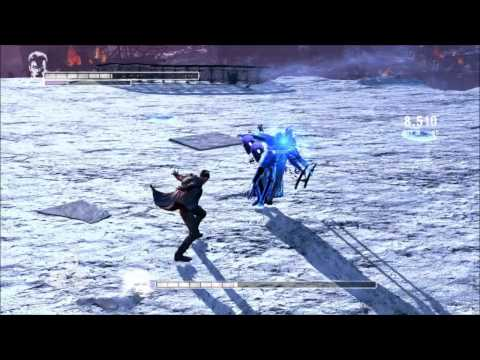 Devil May Cry 5 - Final Boss - Dante vs Vergil
