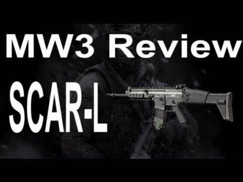 SCAR-L - Assault Rifles - Modern Warfare 3 - #8