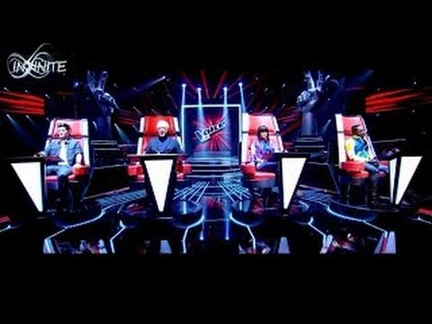 [Vietsub] The Voice UK Season 1 Episode 1 (Phần 1/6)