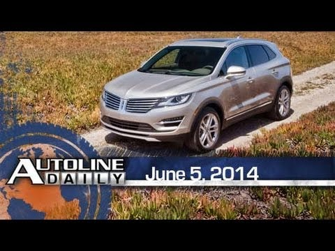 First Impression of 2015 Lincoln MKC: Wow! - Autoline Daily 1391