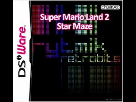 Rytmik Retrobits Arrangement: Super Mario Land 2 - Star Maze by MIscelaneo