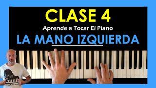 Aprender a tocar el piano. Clase 4