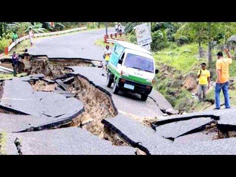 2013 EARTHQUAKE VIDEO BOHOL CEBU 7.2 Magnitude compilation footage Philippines