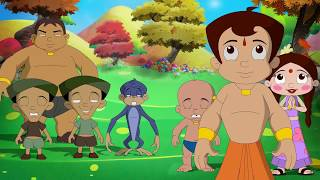 Chhota Bheem And The Curse Of Damyaan hindi movie 2012