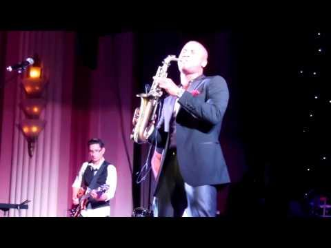 Lebron Catalina Jazz Festival 2013