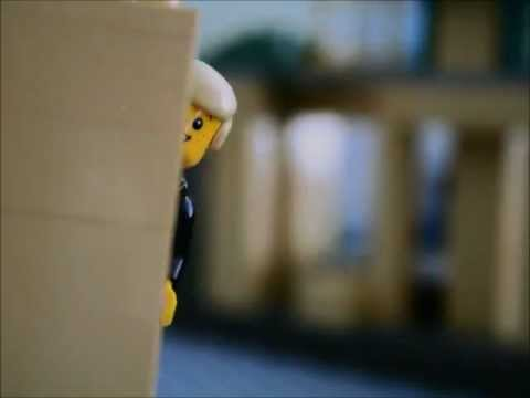 Skrillex - Bangarang (LEGO Video)