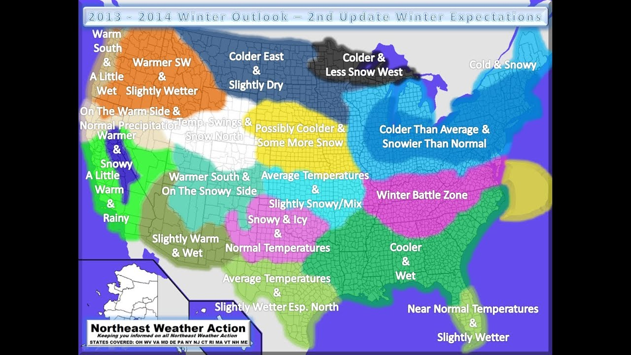 2014 2015 Winter Outlook