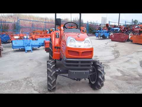 KUBOTA KT22  44 4WD TAGTALENIDIS trakter.com