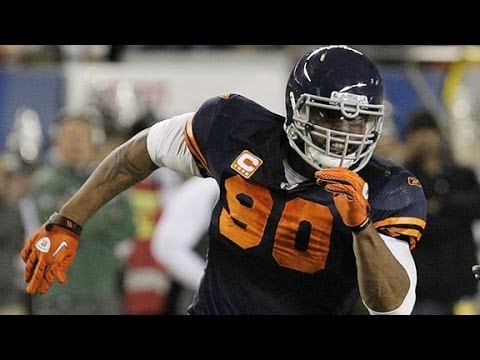 Chicago Bears Terminate Julius Peppers' Contract