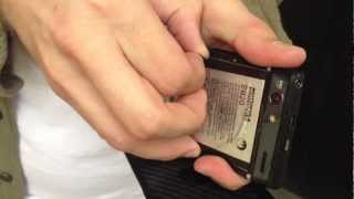How To Open A Motorola Droid RAZR