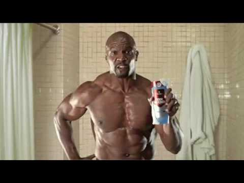 Terry Crews - Crazy Old Spice Commercials