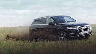 Audi Q7.Кватродизель. Антон Воротников.