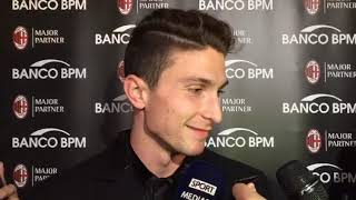 Caldara: 'Juve il passato, pronto a tornare per il Milan'